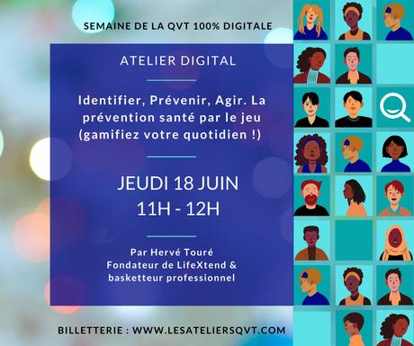 Webinar semaine QVT Jeudi 18 Juin – 11h
