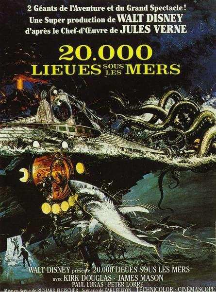 20000 Lieues sous les Mers (1954) de Richard Fleischer