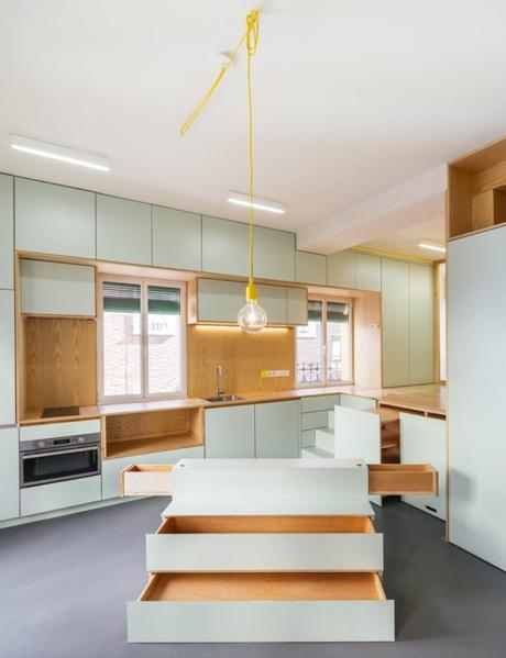 appartement studio flexible modulable gain d espace rangement - blog déco - clemaroundthecorner