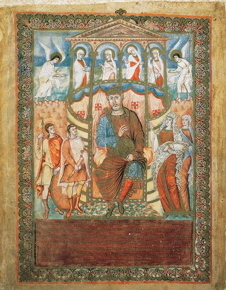 Bible de Saint Paul Hors les murs Charlemagne