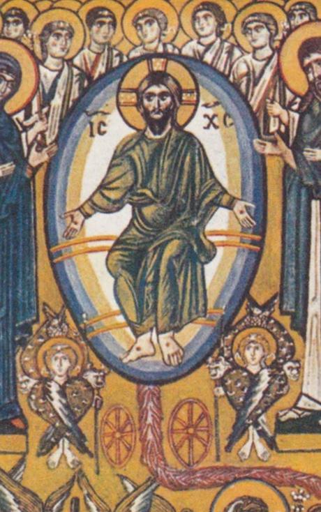 Torcello Mosaique du Jugement dernier XIIeme