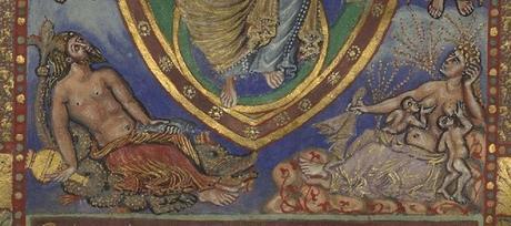 Sacramentaire de Charles le Chauve, vers 869-870, BnF, Manuscrits, Latin 1141 fol. 6r gallica detail