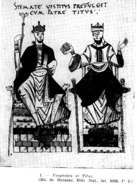 Vespasien et Titus