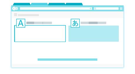 Quelques règles de bases pour le référencement web d'un site multilingue