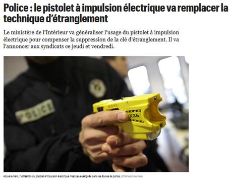 #violencespolicieres #racisme : #LREM remplace le pire…  par le pire !