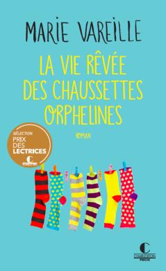 La vie rêvée des chaussettes orphelines, enfin disponible en poche !