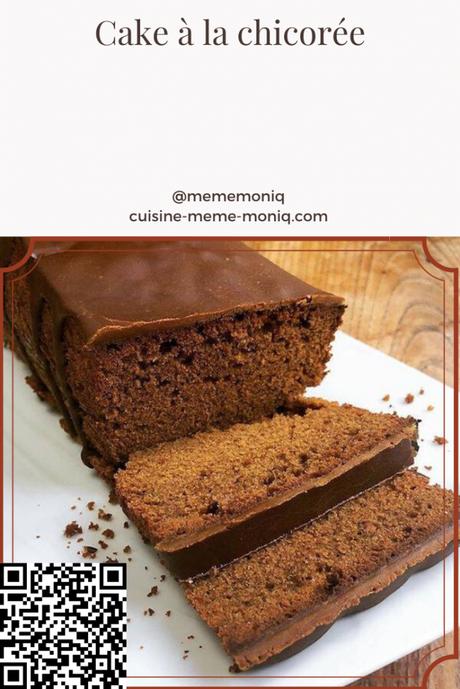 cake à la chicorée