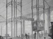 Juillet 1867 Louis Bavière visite l'exposition universelle Paris... prend l'ascenseur