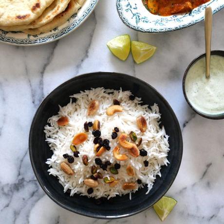 Un repas indien comme au Restaurant… chez vous !