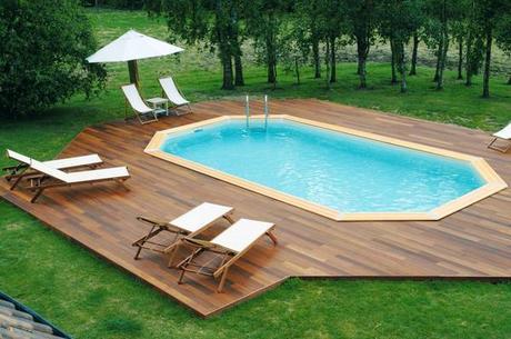 comment vider une piscine en bois