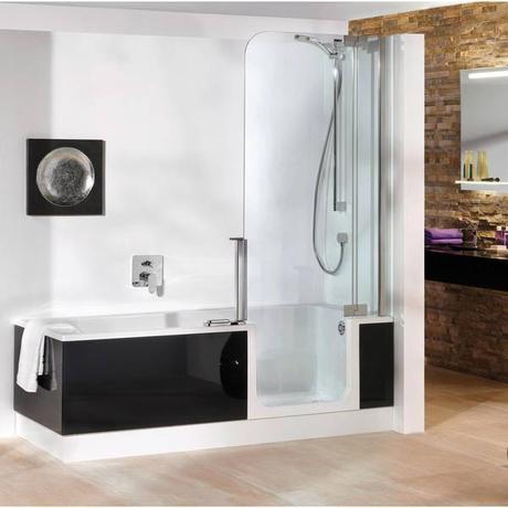 receveur de douche plat