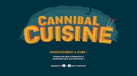 Cannibal Cuisine : Cuisinons des touristes dans le jeu vidéo de Rocket Vulture