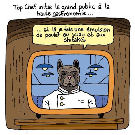 Top Chef vs Réalité
