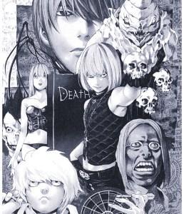 Vendredi manga #47 – Death note T09 alt=