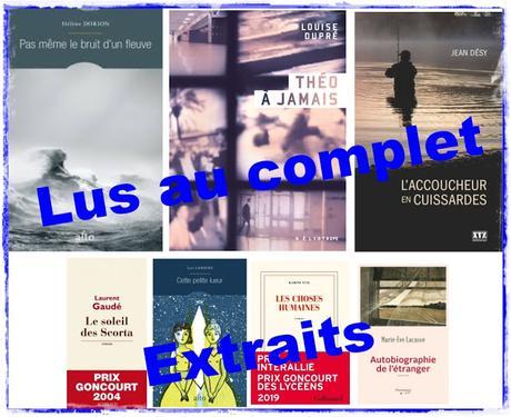 Ces auteures que j'aime