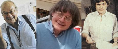 Bob, Jean et Jean-Marc