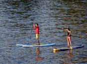 Stand paddle bénéfices pour votre santé