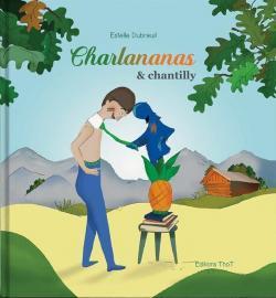 Charlananas & chantilly par Estelle Dubreuil