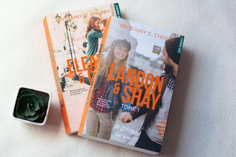 Landon & Shay #1 – Britainy C. Cherry
