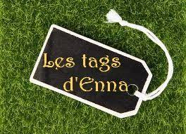 """TAG spécial """"Mois Anglais"""" par Enna"""