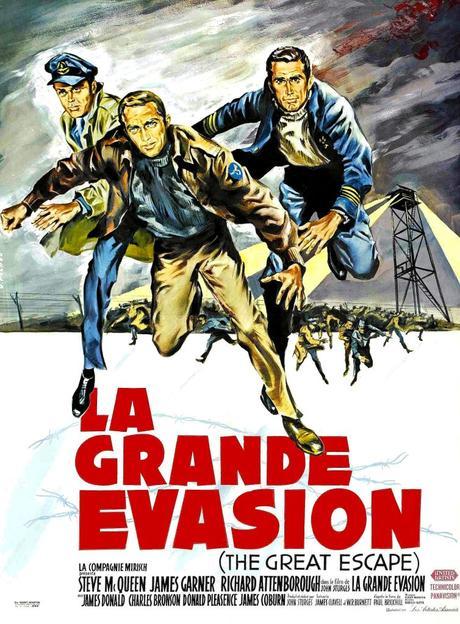 Soirée de réouverture du Méliès à Caluire| un classique du cinéma,La Grande Evasion, le 22 juin à 20h00
