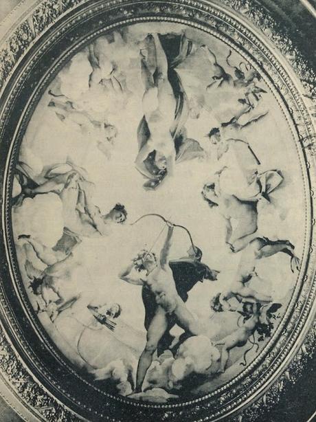 Le Roi Louis II souhaita-t-il des photographies des plafonds de l'Hôtel de la Païva ?