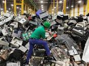 E-Waste reconditionnement appareils électroniques