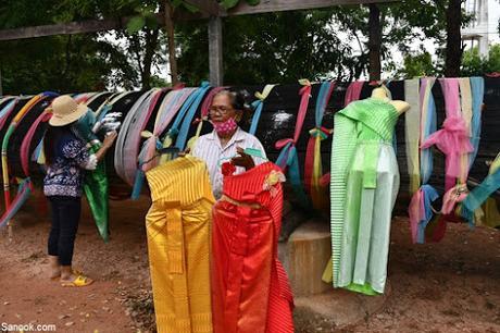 Thaïlande Loterie, trouver les numeros gagnants auprés de la déesse Takianthong