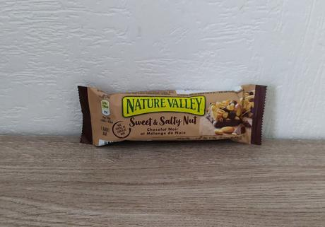 Barre Sweet & Salty Nut NATURE VALLEY