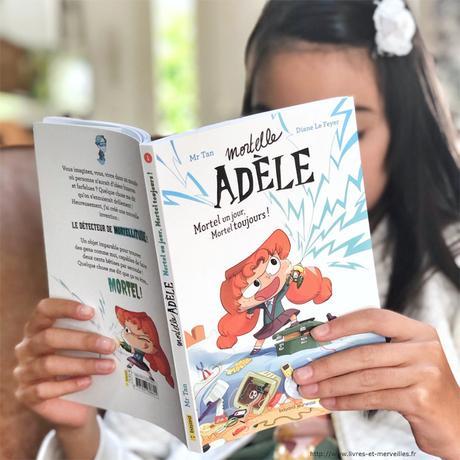 Mortelle Adèle : Mortel un jour, Mortel toujours