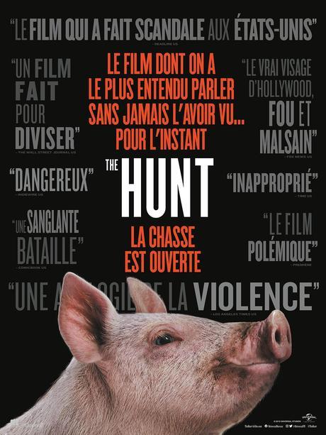 The Hunt (2020) de Craig Zobel