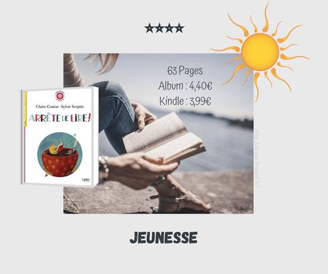 Arrête de lire ! » Claire Gratias & Sylvie Serprix