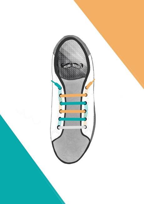 Les différentes façons de nouer ses lacets avec style