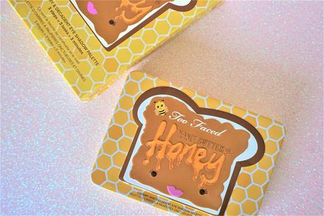 Peanut Butter Honey Too Faced boite