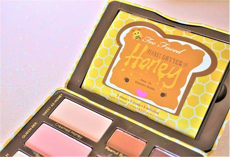 Peanut Butter Honey Too Faced  tutoriels