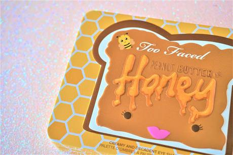 Peanut Butter Honey Too Faced boîtier