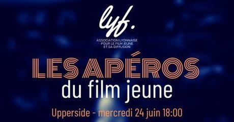 Apéro du film jeune, le 24 juin à 18h00!