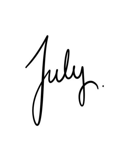 Sorties – juillet 2020