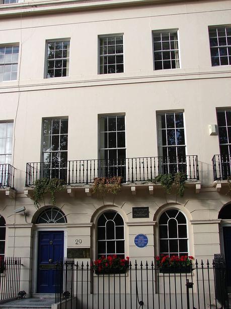 Voyage en Angleterre -2- Hyde park, Bloomsbury group