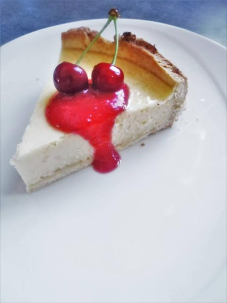 Cheesecake au fromage de yaourt