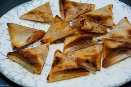 Samosas sucrés ? – Petits triangles aux abricots
