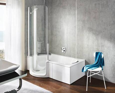 revetement pour douche italienne