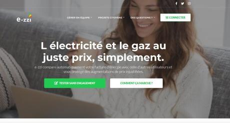 e-zzi : L électricité et le gaz au juste prix, simplement.