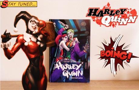 Harley Quinn (Renaissance), Tome 1 : Complètement marteau – Amanda Conner / Jimmy Palmiotti