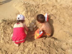 crème solaire bio et clean pour enfant