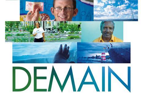 Les 10 et 12 juillet, Demain, de Cyril Dion et Mélanie Laurent à Ciné Duchère
