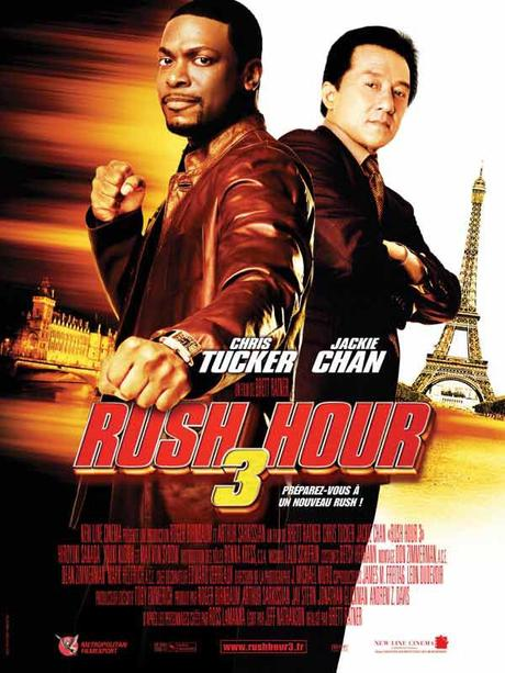 Rush Hour 3 (2007) de Brett Ratner