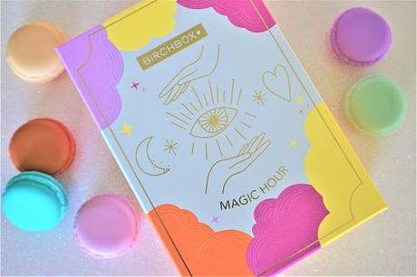 Birchbox Magic Hour juin boîte