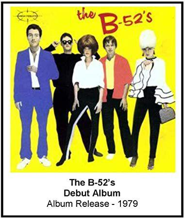 BACK TO BEFORE AND ALWAYS.... The B-52's