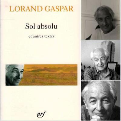 Lorand Gaspar  |  [Le jour enflé de fatigue cherche nos failles]